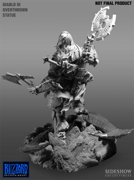 Anyone For A $300 Diablo III Statue?