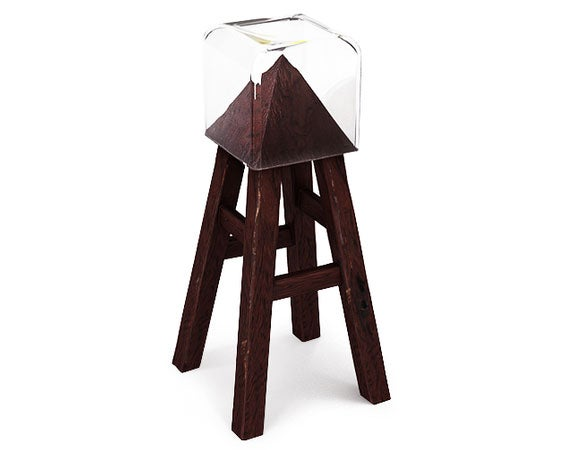 Stake Chair Makes My Delicate Parts Quiver in Terror