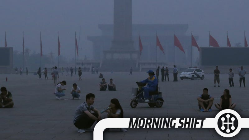 China's Dumb Solution To Its Pollution Problem