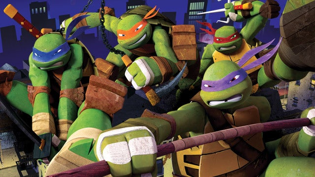 Michael Bay's Ninja Turtles are Teenage Mutants again