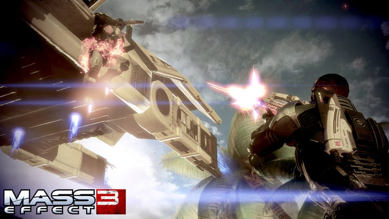 Mass Effect 3 Moves Beyond Dirty Dozen, To a Warring Galaxy