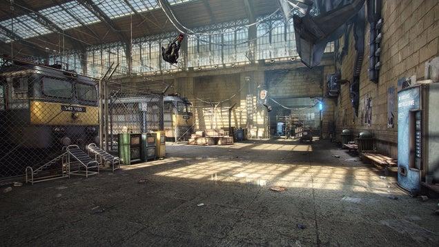 Si Half-Life 2 utilisait l'UE4, ça ressemblerait à... A8xszrxhorsakl1e2r1u