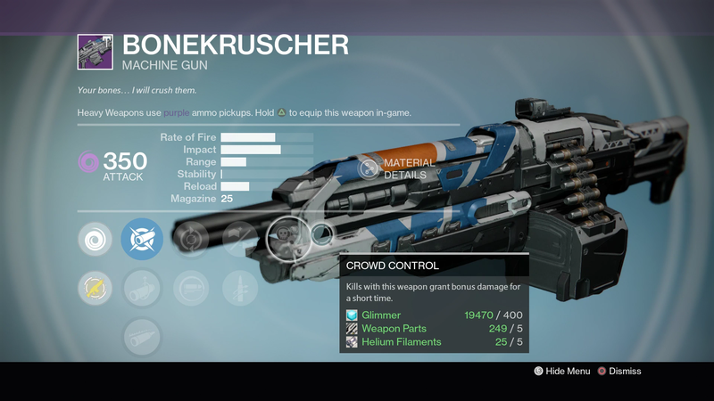 The Five Best Guns To Buy In Destiny: Rise of Iron