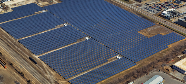 The Smartest Place To Build Solar Farms? Toxic Superfund Sites