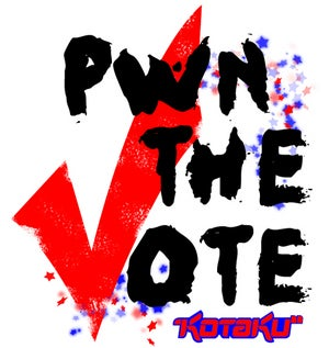 Pwn the Vote: Register to Vote on Your Xbox 360