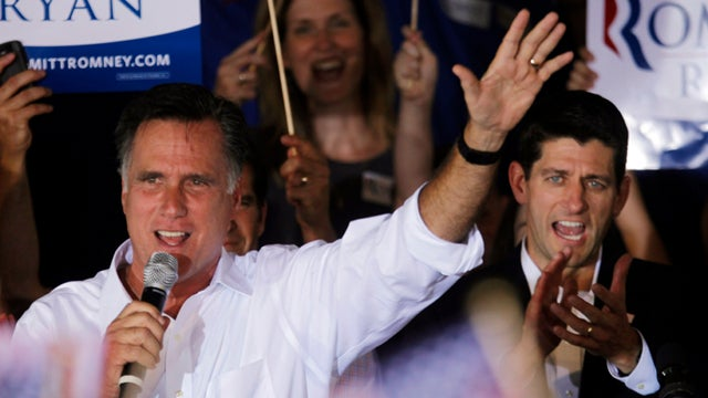 Romney Campaign Describes Thrill of Keeping VP Pick Secret, Even Though They Failed