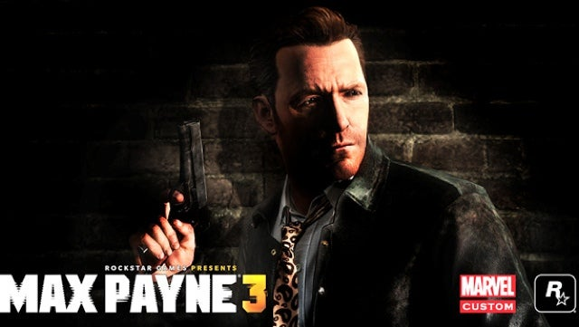 Max Payne Comics Coming from Rockstar and Marvel