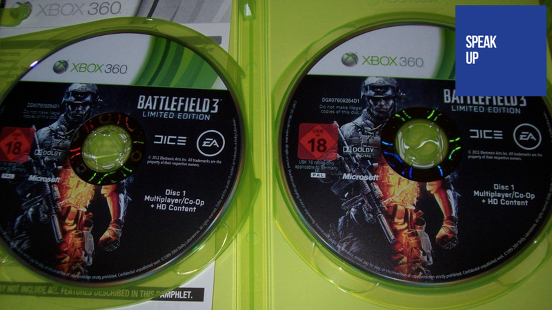 Someone's Going to Be Playing a Lot of Battlefield 3 Multiplayer