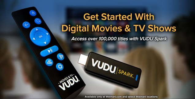 Walmart's Chromecast Knockoff: Vudu-Only, Somehow Not Just a Bad Dream