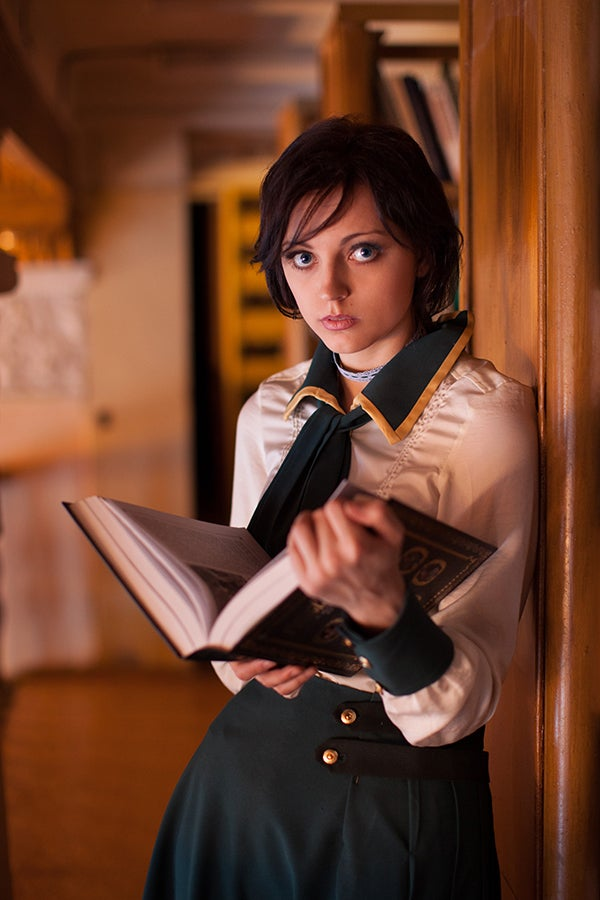 BioShock Infinite Cosplay Is As Impressive As The Actual Game