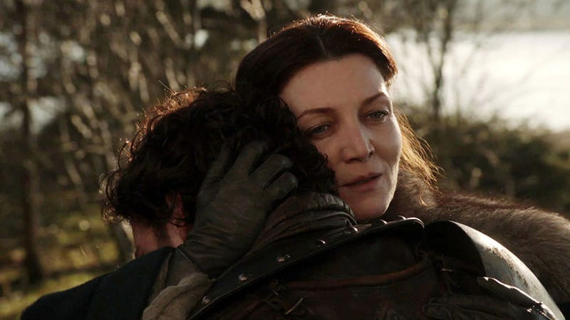The Amazing Power that Comes from Grief, on Game of Thrones