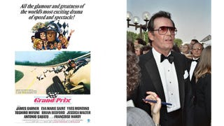 RIP James Garner: Actor, Racer, Invento