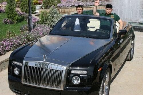 Ramzan Kadyrov's Cars
