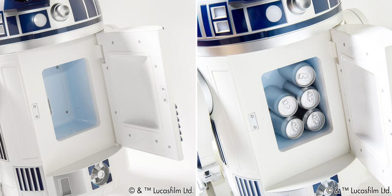 That Remote Control R2-D2 Mini Fridge Is Going To Cost You Over $8,000