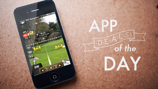 Daily App Deals: Get Mobitee Golf Assistant for iOS for Free in Today's App Deals