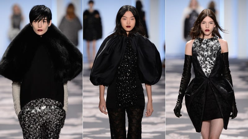 Vera Wang, for the Time Traveling Romantic in You