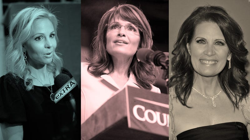 Even Elisabeth Hasselbeck And Michelle Bachmann Hate Sarah Palin