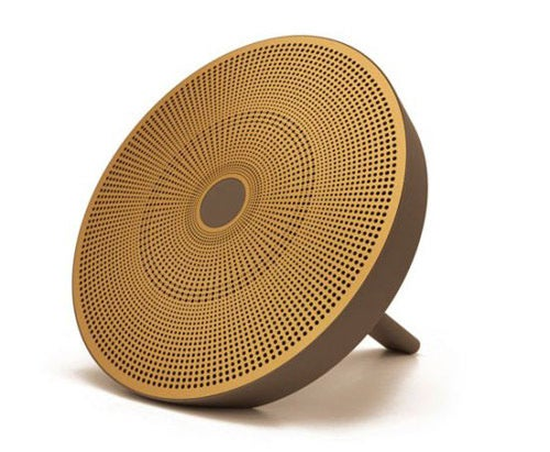 A Surround Sound Speaker, Not a Dartboard