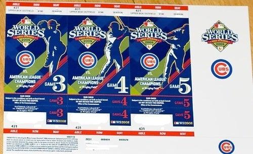 Last Night's Winner: Officially Sanctioned Baseball Betting