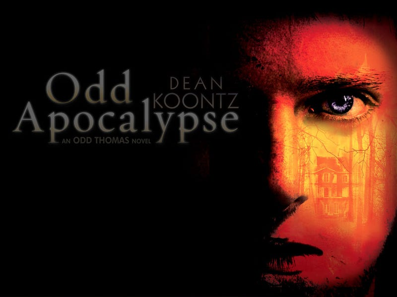 In Dean Koontz's latest Odd Thomas book, the apocalypse is all our fault