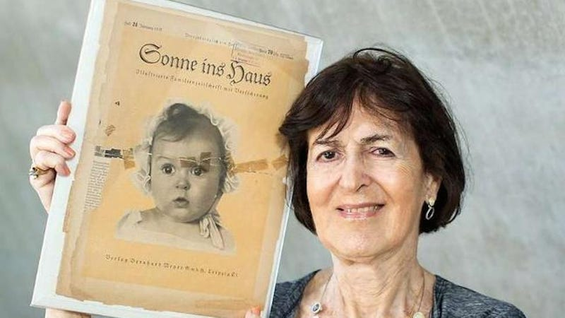 "Nazi Germany's ""Perfect Aryan"" Baby Was Jewish"