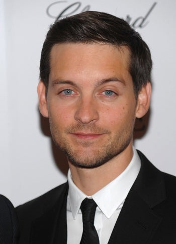 Tobey Maguire's Golden Globe Nomination: Bought with DVD Players?