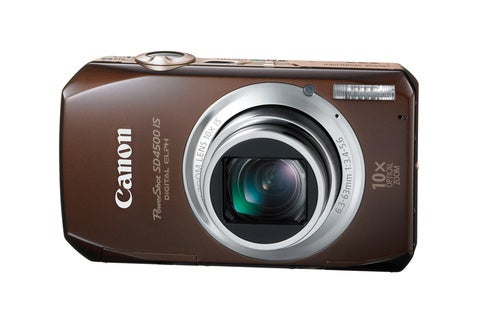 Canon PowerShot Family Adds Two New Members: Souped-Up SD4500,and the Affordable SX130 IS Ultra-Zoom