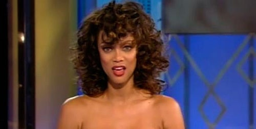 "Tyra Banks Sorta Apologizes For ""Blackface"" Photoshoot"