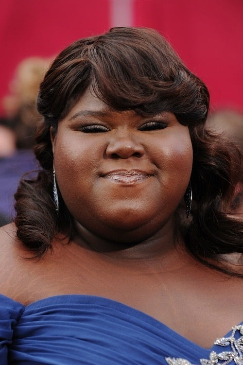 Sidibe's Weight Becomes Publicity Stunt For Supplement Marketers