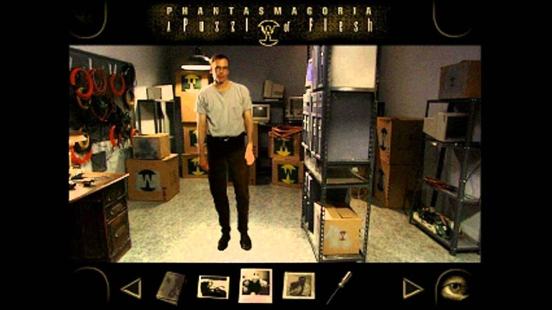 They Don't Make Games (Or Trailers) Like Phantasmagoria 2 Anymore