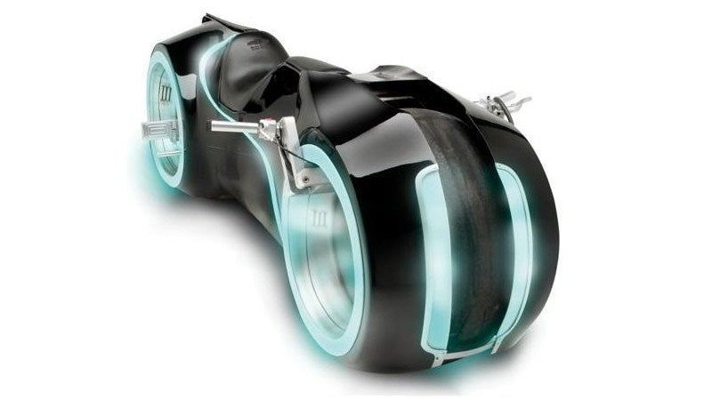 Get your own Tron Light Cycle for $55,000