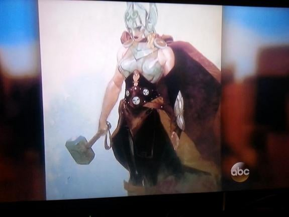 By Odin's Beard! A New Thor
