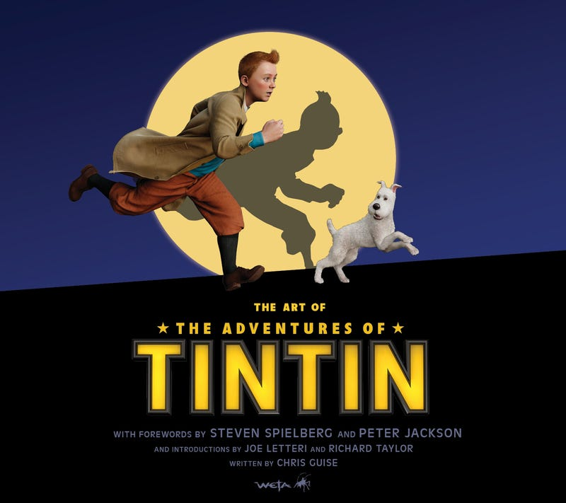 Four Images That Prove Tintin Could Be an Unforgettably Beautiful Movie
