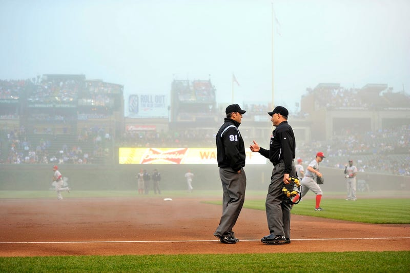 Both Chicago Teams Played In The Fog, And It Was Gorgeous