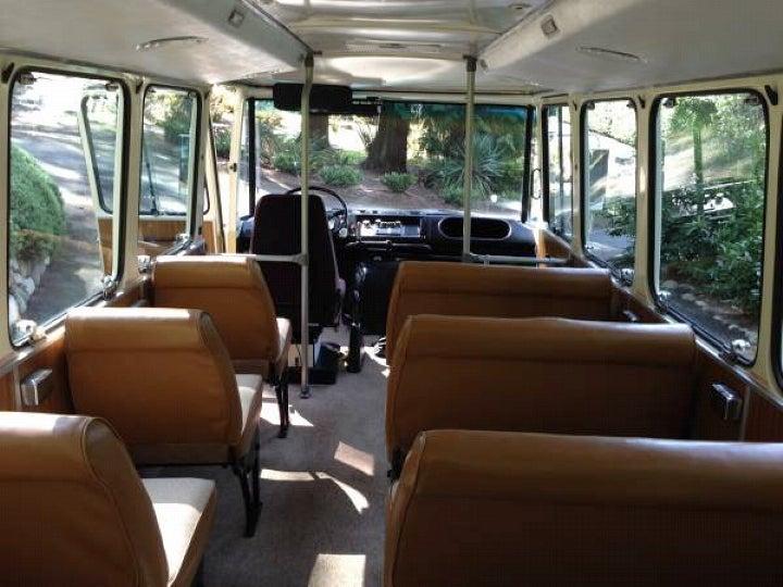A 1972 Mercedes 309D Bus For $16,800?