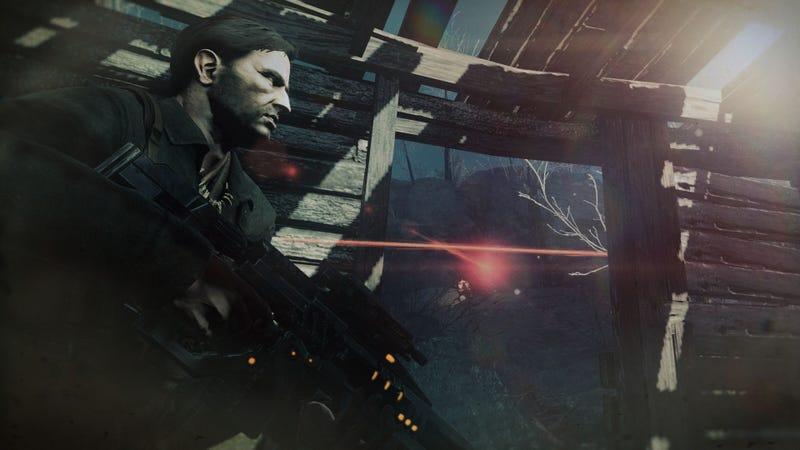 Resistance 3 Screens