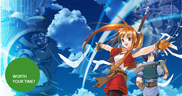 The Legend of Heroes: Trails in the Sky is Worth Your Time
