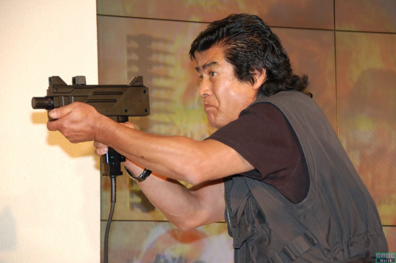 Magical Segata Sanshiro Mullet Makes Rambo Return