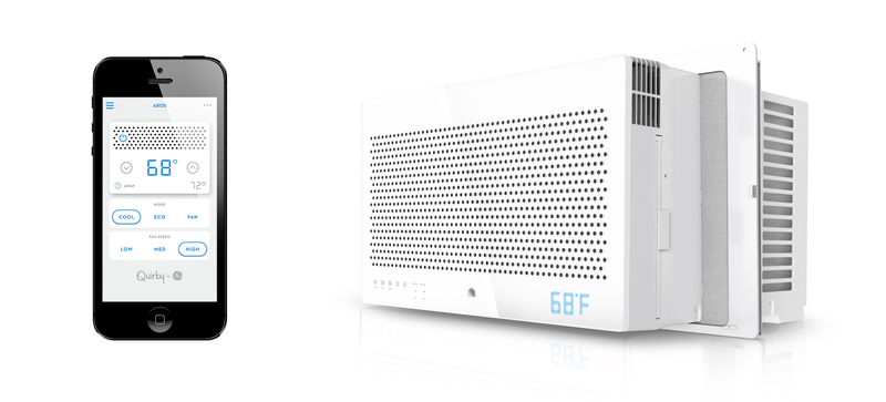 Quirky's New A/C Unit Smartens Up Your Dumbest Energy Hog