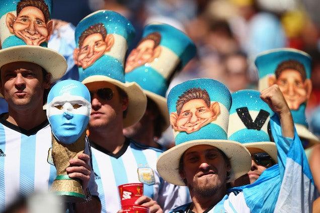 Your Argentina-Belgium Open Thread