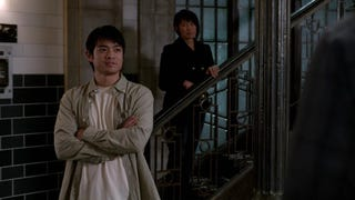 "How about a ""Tran & Son"" spin-off for Supernatural? (Season 9 Spoilers)"