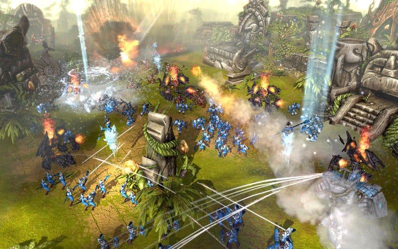 Battleforge Impressions