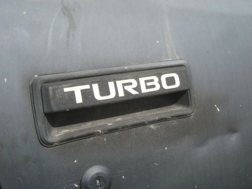Dodge Conquest: Because You Can't Repeat the Word TURBO Too Many Times!