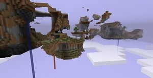 Minecraft Heading to the Clouds With New Update