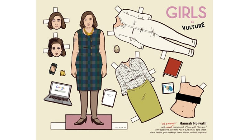 Finally: Girls Paper Dolls