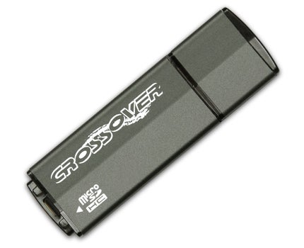 OCZ CrossOver Flash Drive Features microSD Expansion