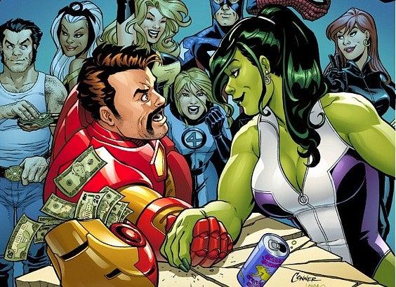 Mark Millar and Todd McFarlane: Ladies, Comics Aren't For You