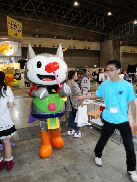 Booth Check: The Tokyo Game Show Kids' Hall