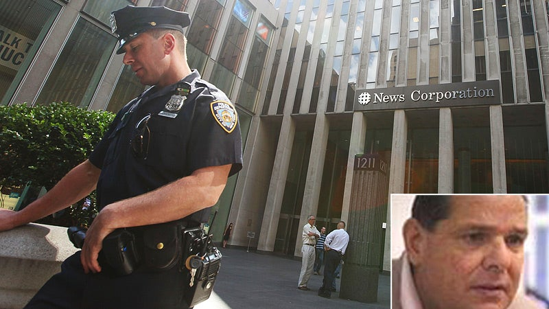 The News Corp. Scandal Now Has a Body Count: Whistleblower Found Dead