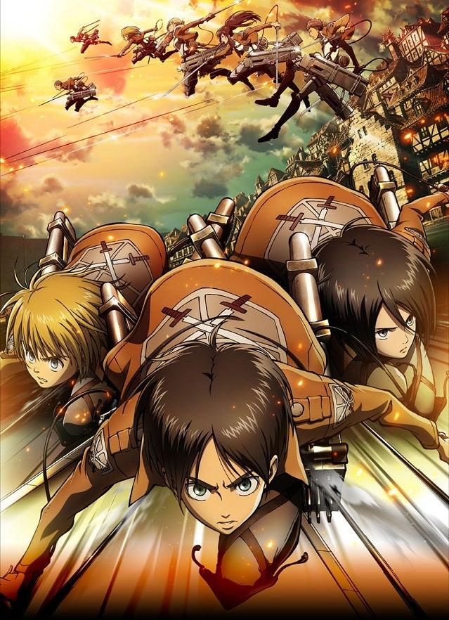 Dex's Review: Attack on Titan